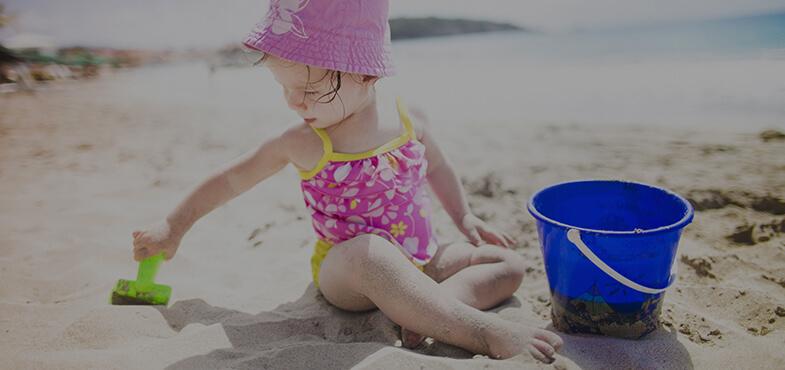 Baby Skin Sun Protection