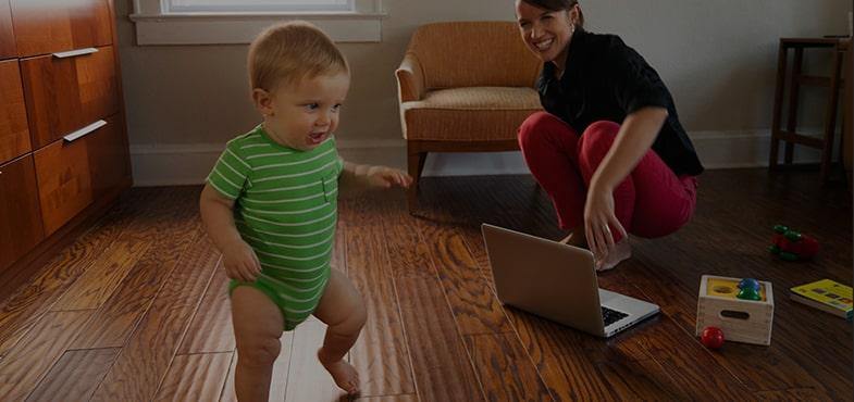 How Babies Learn to Walk